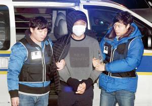 [영상] CCTV 추적 20분만에 신원 특정… 6시간여만에 거제서 검거