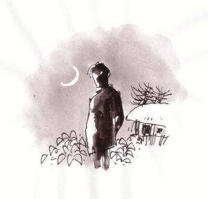 [아침을 여는 시] 월첨(月尖)