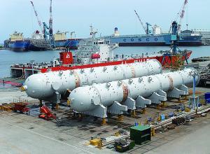 현대중, 대형 LPG저장탱크 15기 총 630억 규모 수주