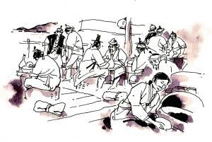 감목관 홍세태가 남긴 조선 후기 울산의 생활·문화 (5)한 밤중에 들리는 소리는 그물 당기는 것이러니(하)<br>경상도에서 즐겨먹던 '상어' 돔배기, 건강기능 모듬 식품