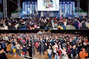 젊은 에너지 폭발… '울산락페스티벌' 성황