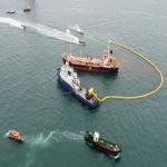 울산해경, 해양오염사고 대응 합동훈련