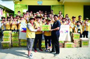 아나봉 해외의료봉사단, 필리핀 앙헬레스시서 6일간 봉사 마무리