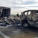 부울고속도로 청량IC 인근서 7중 추돌사고...1명 사망 6명 부상 '졸음운전 추정'