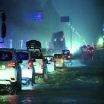 [영상] '큰 비'만 오면 상습침수, 울산 진장 명촌 일대도로 '대책없나'